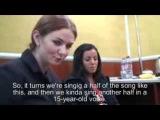t.A.T.u. Life, Episode 9: the Dog Life of Lena Katina (w/ Subtitles)