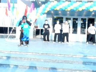 Шоу-театр Куклы ДриМЕНа и Транс Денс Импровиз Учитель танца