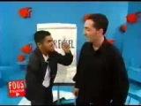 Jamel Debbouze et Gad Elmaleh imitent Les Mots d'Eric et Ramzy
