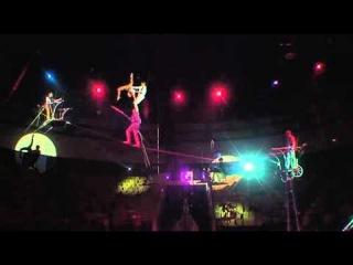 Канатоходцы Волжанские.Star rope-walkers