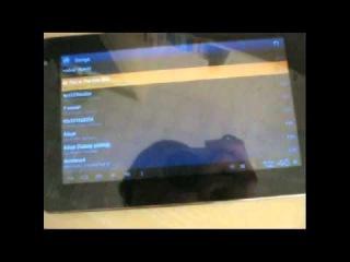 Обзор про планшет Explay Informer 701 #2
