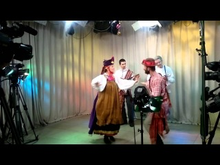 Съемки передачи о Курской свадьбе-1. 24.04.2012