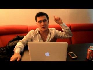 Видеоприглашение DJ TARANTINO в клуб Кристал