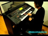 Pick Up The Pieces - Piano Electone