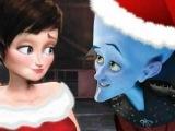 Megamind Christmas Fanart