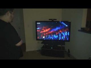 Fat Kid Upset Over WWE Royal Rumble 2013!