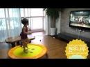 Нам Хён У смотрит клип папочек B1A4