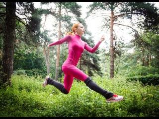 Интервальный бег! Марафон стройности! Тренировка №15 (2)
