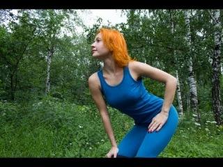 Интервальный бег против целлюлита! Тренировка №10 (2)