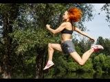 Интервальный бег против целлюлита! Тренировка №14 (2)