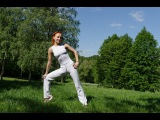 Интервальный бег против целлюлита! Тренировка №11 (2)