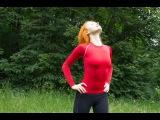 Интервальный бег против целлюлита! Тренировка №13 (2)