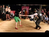 Montreal Swing Riot 2012 - Jack and Jill Finals