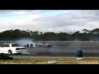 BACKWARDS DRIFT ENTRY - Stewy Bryant at Tailem Bend