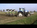 New Holland T 7060 cingolato Vicomero PR 15 10 2010