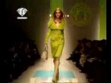 Fashion TV - Model Jessica Stam. Milan fall winter 05 06