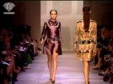fashiontv   FTV.com - MODEL TALK- JESSICA STAM FW MILAN