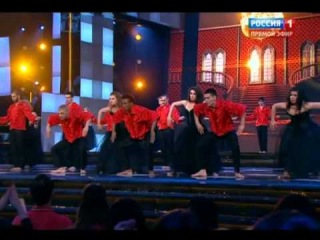 Большие танцы - Москва( Лика Стич )