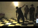 Monster Woo Krump Workshop Freestyle@Reaction Dance Studio