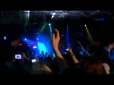 Shannon Leto Stage diving &amp Antoine Becks Dj-set 21.04.2012 Gaudi Club Moscow, Russia