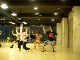 Amanda Blank-Might Like You Better chero by mango(Attitude dance crew)