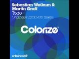 Sebastian Weikum &amp Martin Graff - Togo (Zack Roth Remix)