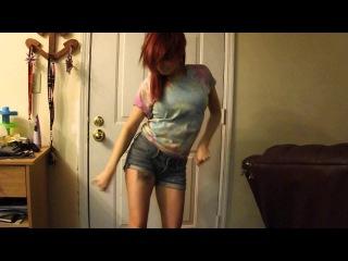 Y U DANCE SO FUNKY?!