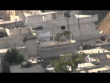 Сирия. Неудачное нападение ССА на блок пост ...