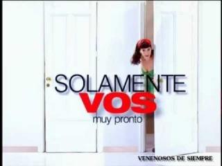 Промо Nº1 DE SOLAMENTE VOS (HQ)