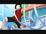 AMV One Piece - Luffy VS Blueno Linkin Park Faint.wmv
