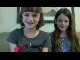 Mackenzie Foy / Маккензи Фой - The Warren Files [2012]