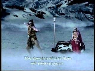 Ramayan song - Ram singing bhajan on shivratri