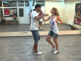 Natalie Karnaukh & Oleg Sokolov - LA advanced 09.05.12