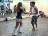 Natalie Karnaukh & Oleg Sokolov - LA advanced 04.06.12