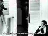 Serge Gainsbourg - Variations Sur Marilou (with lyrics)