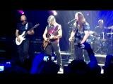 G3 Jam - Satriani Petrucci &amp Morse - You Really Got Me (The Kinks cover) - Credicard Hall