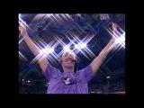 Kings fan wins big with half-court shot
