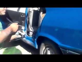 Бюджетная покраска авто