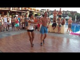 Vama Veche Salsa & Bachata Week Festival 2011 - Saturday - Roby G and Melany workshop