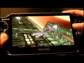 PS Vita || Gravity Rush (Gravity Daze) || Gameplay