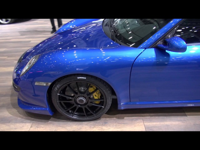 Ruf Rt12R: 750 HP and sub-20s 0-300 km/h on pumpgas, Ruf Auotmobile Genevla 2013