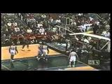 Allen Iverson Fight with Dennis Rodman !