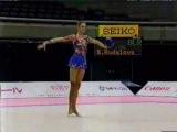 Svetlana Rudalova 2002 Aeon Cup AA ball