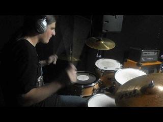 Slayer - Bloodline (Drum Cover by Mordred)
