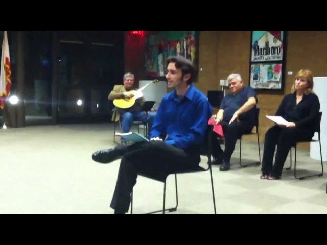 Anthony Misiano - Speed Dating 2
