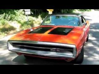 1970 Dodge Charger R/T 440 MAGNUM 7.2l V8 375PS BIG BLOCK - SOUND VIDEO - CLASSIC CAR DESIGN
