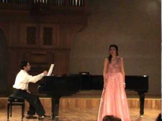 Bellini - I Puritani - Elvira arietta