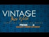 Vintage by Sebastian Gamboa @ Pacha Ibiza - Sabado 5 Enero Saturday -