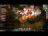 Cabal Online (Ru) - Procyon vs. Capella 20.02.11