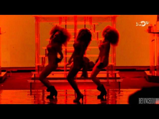 Beyoncé performs Naughty Girl F1 Rocks I Am World Tour HD 720p